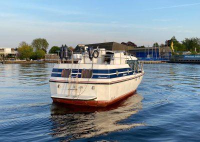Huurboot Bellus Johanna